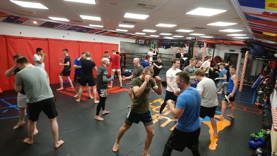 Thai Boxing and MMA classes